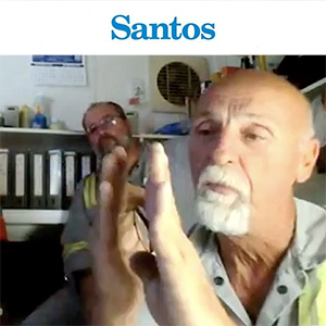 Safemap Santos Training